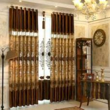 Cool luxury curtains for living room 14