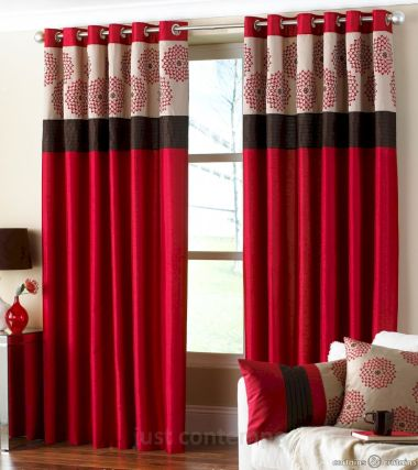 Cool luxury curtains for living room 22