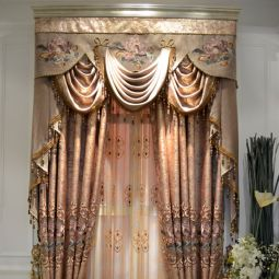 Cool luxury curtains for living room 23