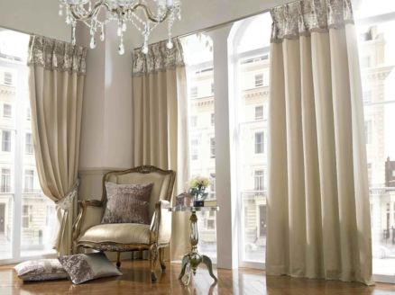 Cool luxury curtains for living room 26