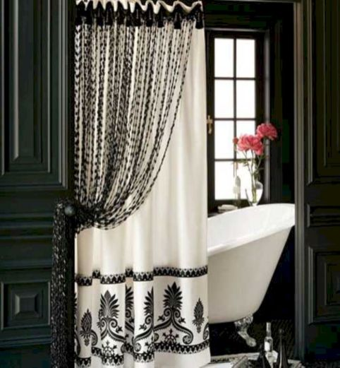 Cool luxury curtains for living room 36