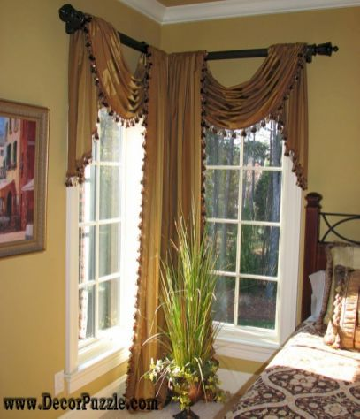 Cool luxury curtains for living room 40