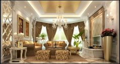 Cool luxury curtains for living room 45
