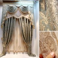 Cool luxury curtains for living room 54