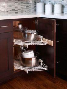 Corner kitchen cabinet storage 06