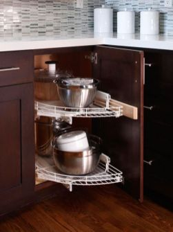 Corner kitchen cabinet storage 06