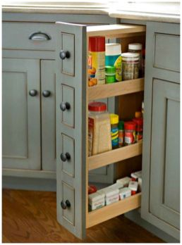 Corner kitchen cabinet storage 21