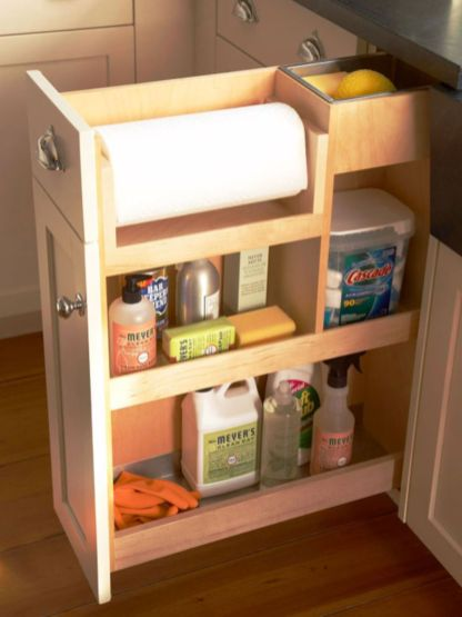 Corner kitchen cabinet storage 55