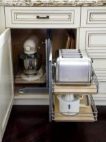 Corner kitchen cabinet storage 58