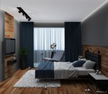 Bedroom Ideas For Men Apartments Bachelor Pads