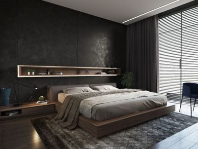 Creative apartment decorations ideas for guys 54