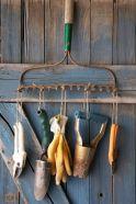 Creative garden tool storage ideas (19)