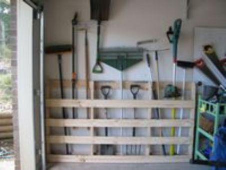 Creative garden tool storage ideas (3)