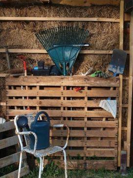 Creative garden tool storage ideas (9)