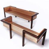 Creative metal and wood furniture 25