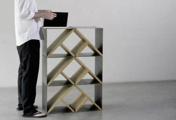 Creative metal and wood furniture 30