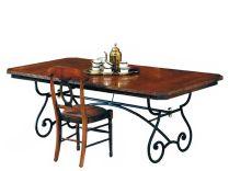 Creative metal and wood furniture 38