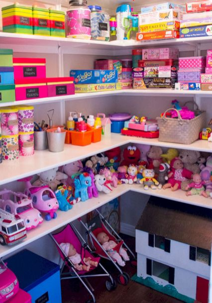 Creative toy storage ideas for living room 03