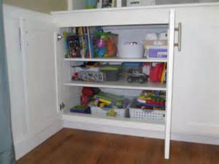 Creative toy storage ideas for living room 13