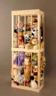 Creative toy storage ideas for living room 14