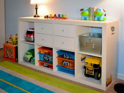 Creative toy storage ideas for living room 16