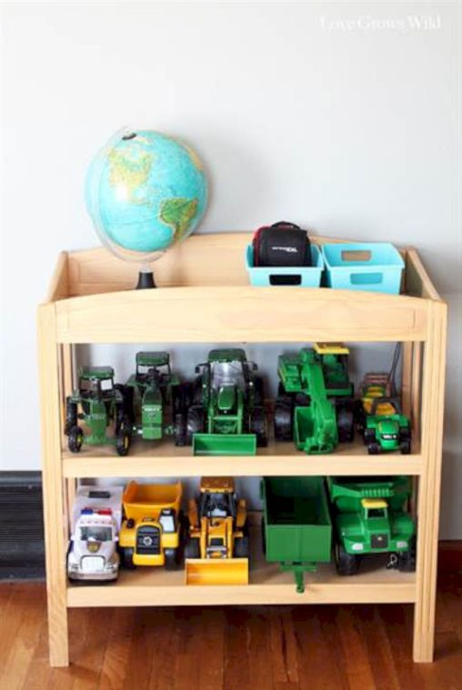 Creative toy storage ideas for living room 20