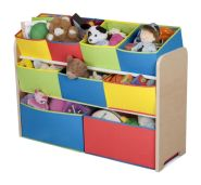 Creative toy storage ideas for living room 23