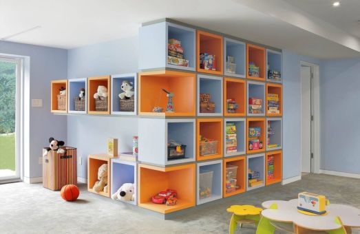 Creative toy storage ideas for living room 46