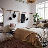 Cute apartment bedroom ideas you will love 09