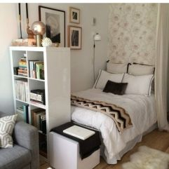 Cute apartment bedroom ideas you will love 13