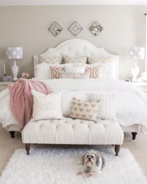 Cute apartment bedroom ideas you will love 56