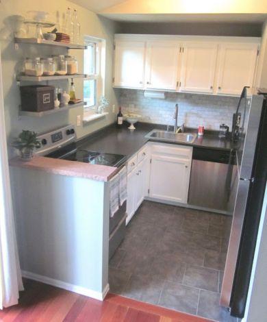 Half wall kitchen designs 07