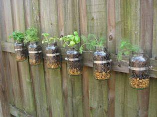 Incredible indoor hanging herb garden (10)