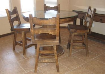 Incredible rustic dining room ideas 16
