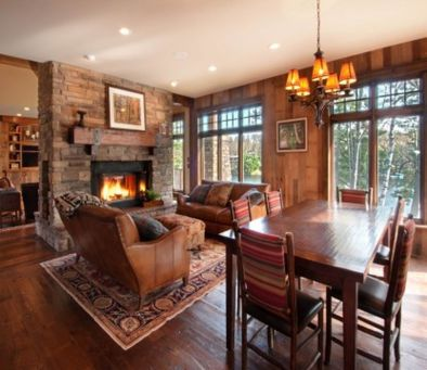 Incredible rustic dining room ideas 27