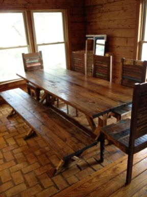 Incredible rustic dining room ideas 31