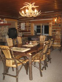 Incredible rustic dining room ideas 40