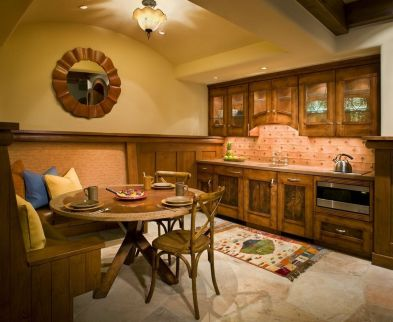 Incredible rustic dining room ideas 43