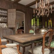 Incredible rustic dining room ideas 49