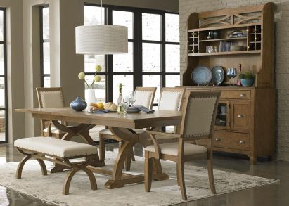 Incredible rustic dining room ideas 51