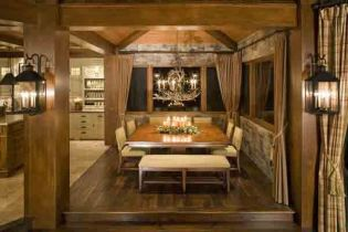 Incredible rustic dining room ideas 53