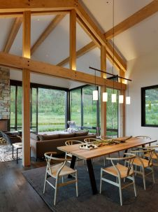 Incredible rustic dining room ideas 61