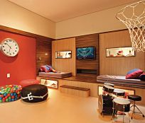 Inspiring bedroom design ideas for boy who loves basketball 28