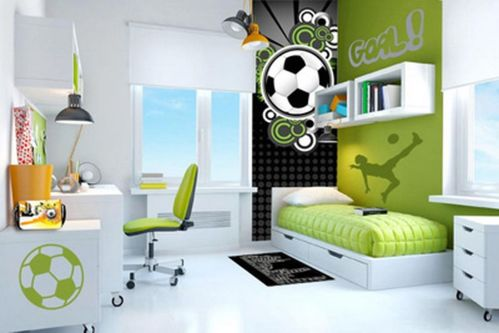 Inspiring bedroom design ideas for boy who loves basketball 43