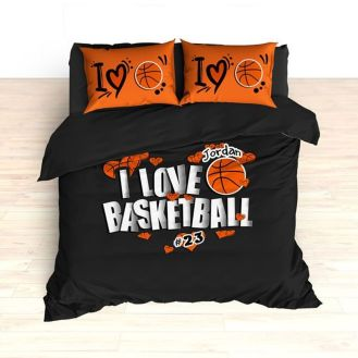 Inspiring bedroom design ideas for boy who loves basketball 65