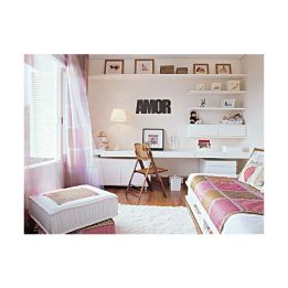 Inspiring bedroom design ideas for teenage girl 23
