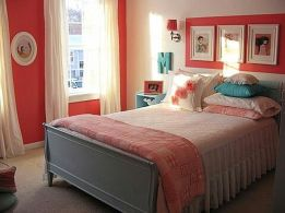 Inspiring bedroom design ideas for teenage girl 24