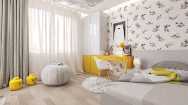 Inspiring bedroom design ideas for teenage girl 44