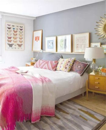 Inspiring bedroom design ideas for teenage girl 57