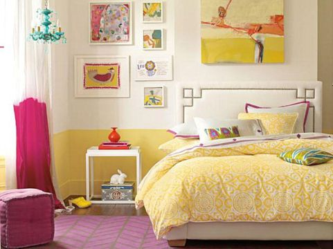 Inspiring bedroom design ideas for teenage girl 74